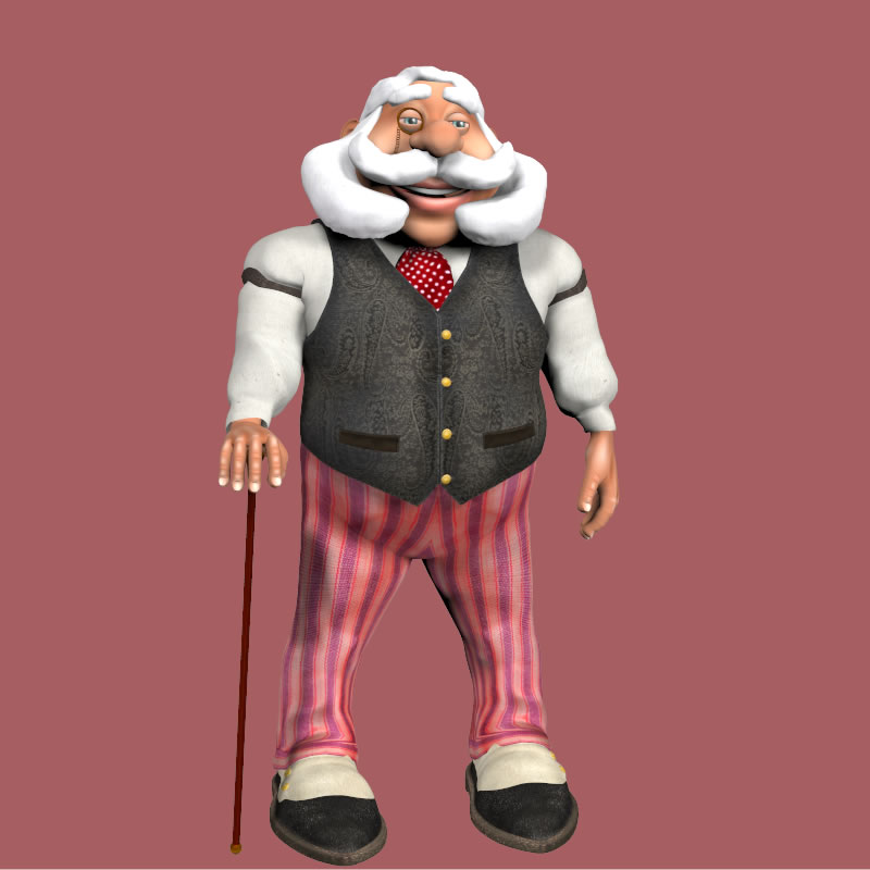 North Pole Mayor