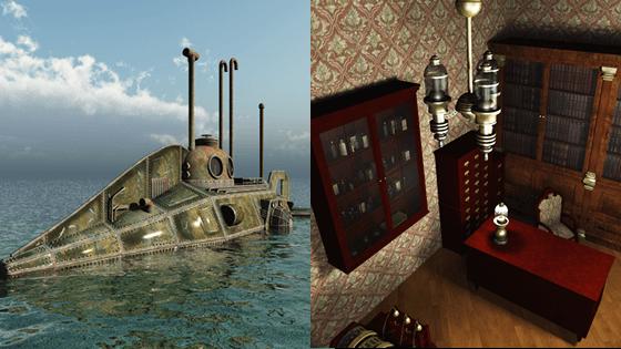 Steampunk Model Sale 2/21/2014