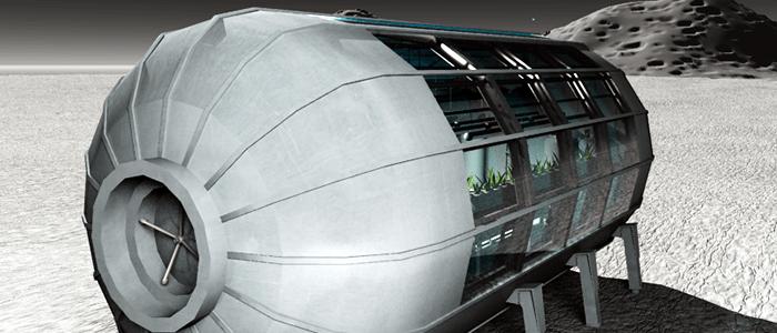 Hydroponics Module 3D