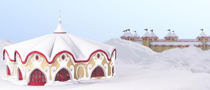 Santa's Dining Hall