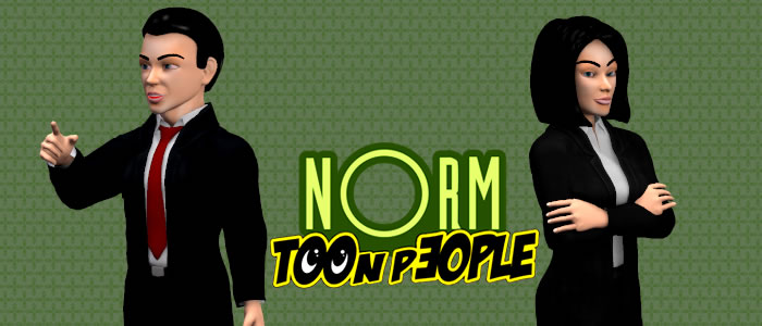 Norm 1.0 for Poser & DAZ Studio Released