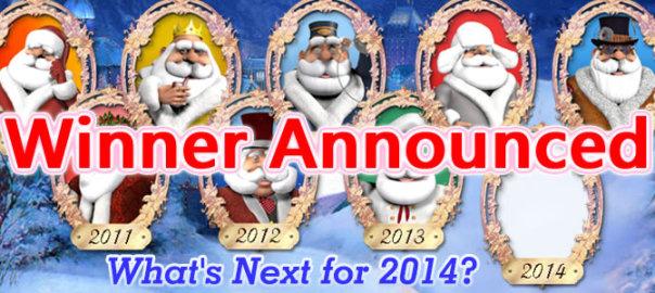 Toon Santa 2014 Announced