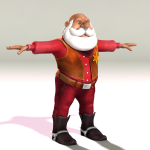 Toon Santa 2014