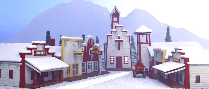 Christmas Village 14
