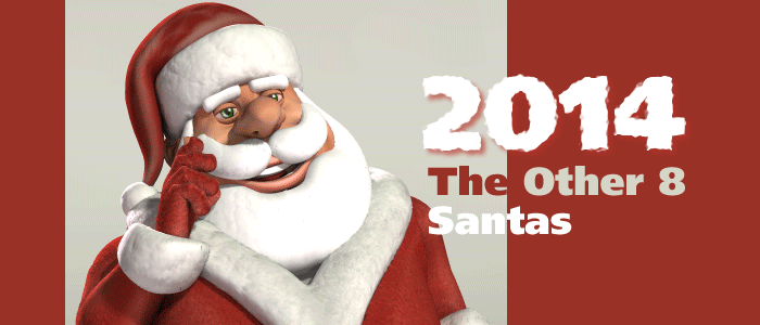 The Other Eight Santas