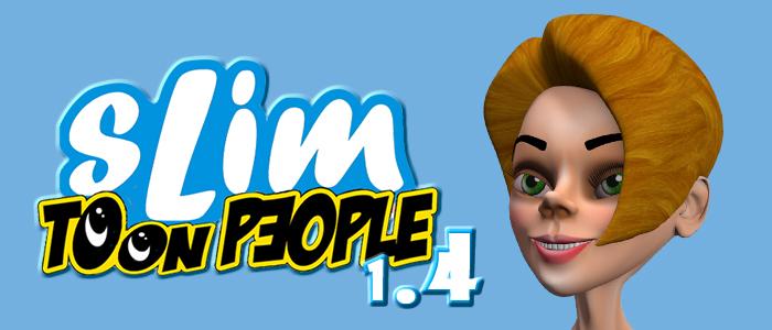 Slim 3D 1.4 Released