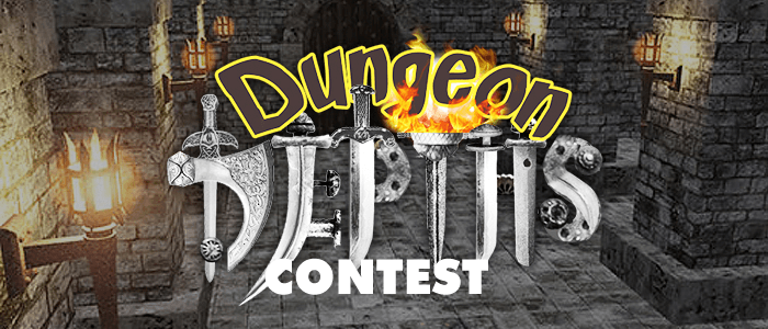Dungeon Depths: The Contest