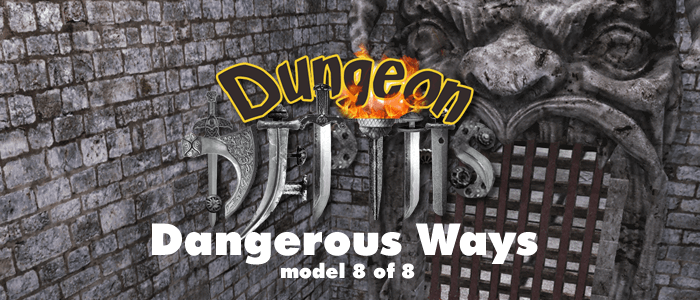 Dungeon Depths: The First Level: Dangerous Ways