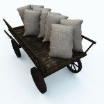 Medieval Ukraine Market 3D: MUVV2V103-04