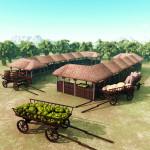 Medieval Ukraine Market 3D: MUVV2V103-08