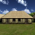 3D Medieval Ukraine Inn