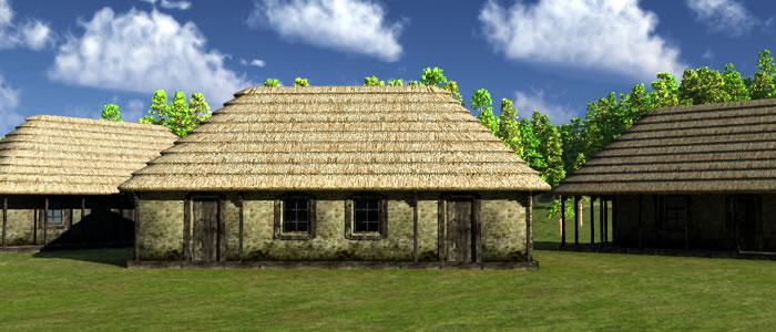 Medieval Ukraine Inn 3D