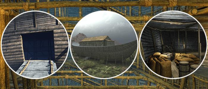 Noah's Ark 3D