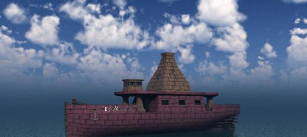 Dwarven Anvil Master's Ship