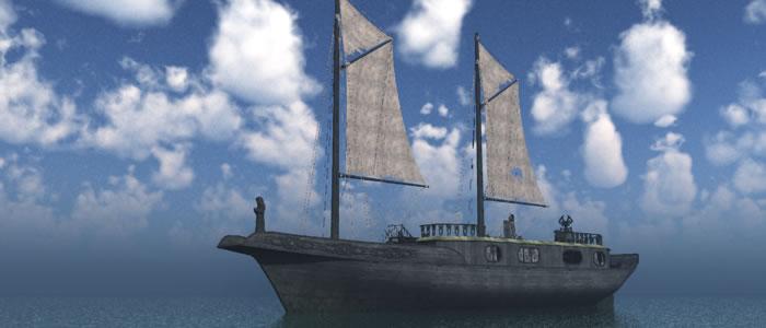 Elven Banshee Ship R2