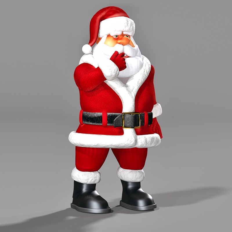 Toon Santa 06 Updated & Revised for 2015