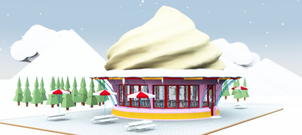 Frosty's Ice Cream Stand