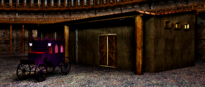 House of Nosferatu Carriage House R2
