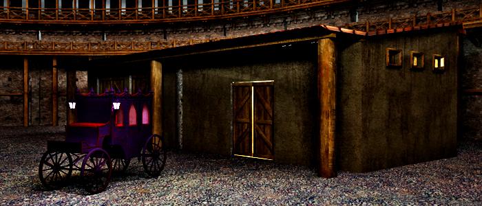 House of Nosferatu Carriage House R2