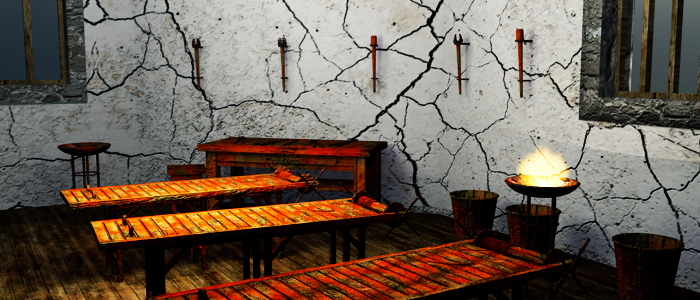 3D Vampire Torture Chamber