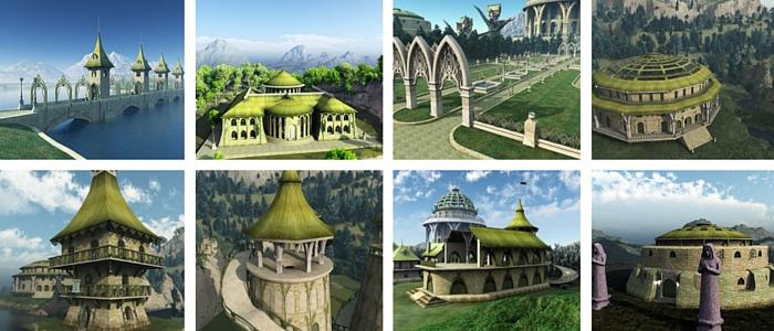 Elven Village Volume 3 Complete Edition