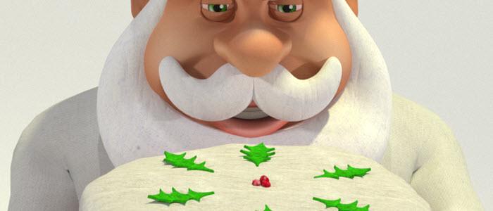 Chef Santa - Toon Santa as a Chef