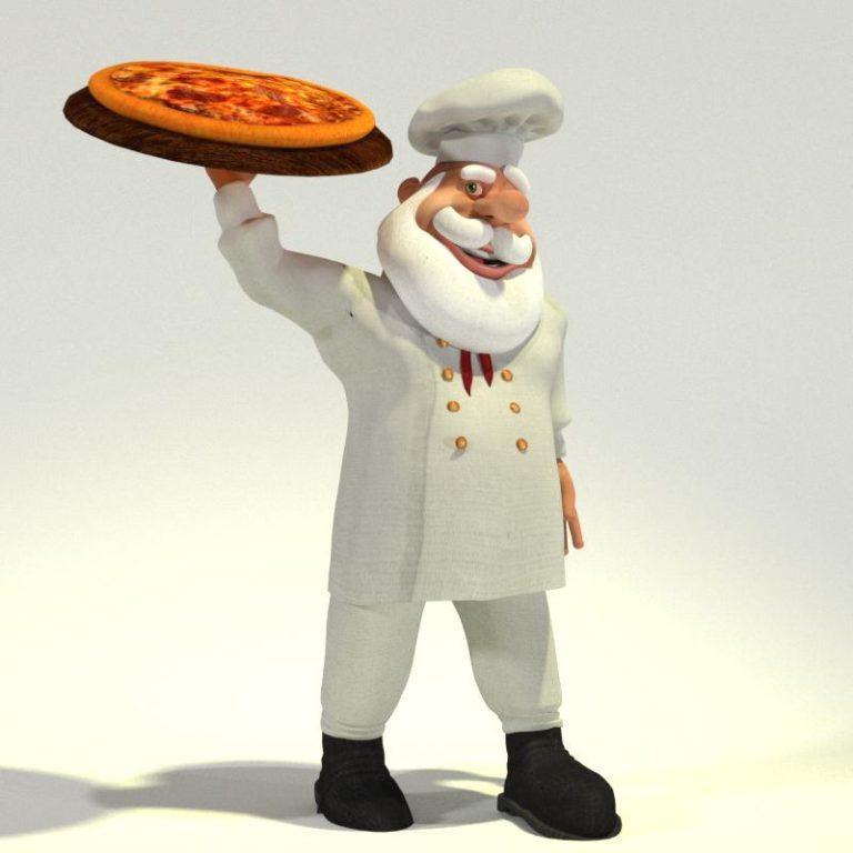 Chef Santa 04
