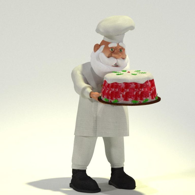 Chef Santa 05