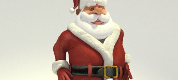 Toon Santa 16