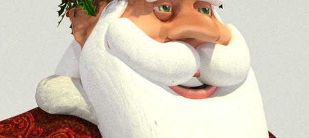Father Christmas for Poser & DAZ Studio