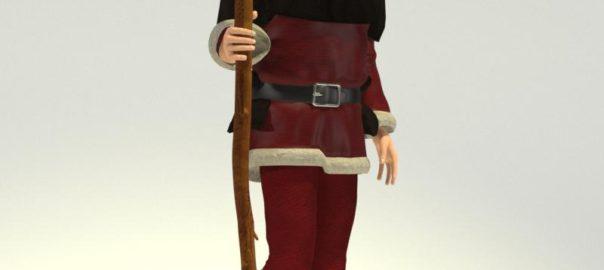 Young Santa