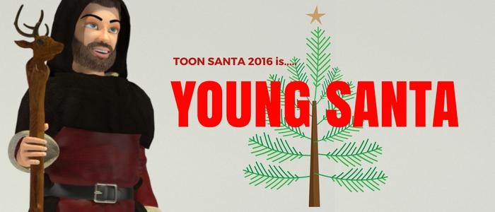 Young Santa Announced