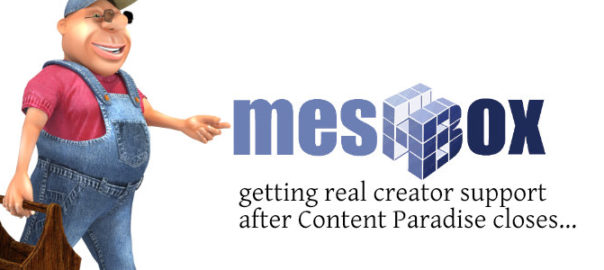 Registering Meshbox Products Purchased from Content Paradise or Elsewhere